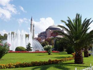 Экскурсионные туры в Турцию